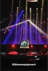 Bühnenequipment